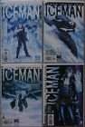 Iceman #1-4 Icons Marvel Comics (4) Comic Complete Set 2001 NM X-Men High Grade