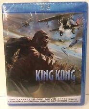 King Kong (2009) Blu-ray, NEW & SEALED