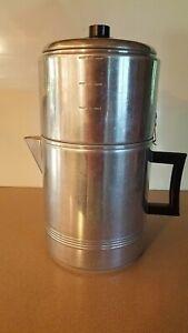 Vintage Drip-O-Lator 20 cup coffee pot the best drip coffee