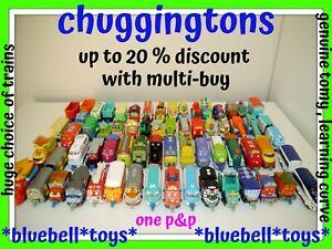 Chuggingtons Trains Multi-Auction Choice Bundle Lot One P&P & Multi-Buy Discount