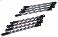 1/10 BRUSHLESS E-REVO TIE RODS 5318 (turnbuckle PUSH steel Traxxas 5608