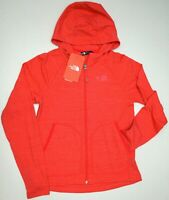 NWT The North Face Hoodie Full Zip Pink Hooded Sweatshirt Girls Size L NEW