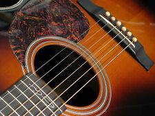 Martin guitare 000-28ec SB Sunburst ERIC CLAPTON lieux d'exposition