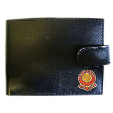 ABERDEEN (THE DONS) F.C LEATHER WALLET