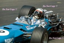 Jackie Stewart Matra MS10 Winner Dutch Grand Prix 1968 Photograph