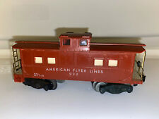 American Flyer Lines 930 caboose