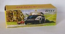 REPRO BOX DINKY n. 501 CITROEN DS 19 Police