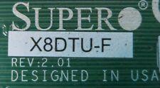 SuperMicro X8DTU-F Dual LGA1366/Socket B Intel Motherboard