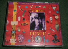 Salome Dances For Peace The Kronos Quartet Plays Terry Riley~2 CD Set w/Book