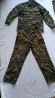 Set Camouflage uniform Vintage original Ukraine.