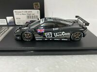 1/43 hpi racing 8536 MCLAREN F1 GTR 1995 LE MANS 24h #59 UENO CLINIC NIGHT VERS