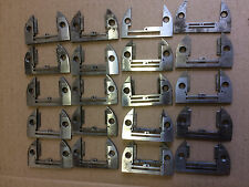 lot of (20) sewing machine slide plates 24-319 & 24-152 Singer??