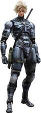 "METAL GEAR SOLID 2 - Raiden 10"" Play Arts Kai Action Figure (Square Enix) #NEW"