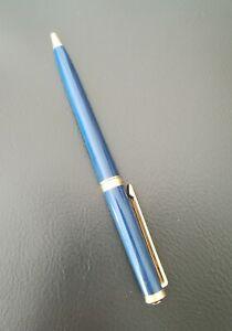 Montblanc Noblesse Oblige Kugelschreiber Ball Pen blau KEINE Gravur - Angebot!!!