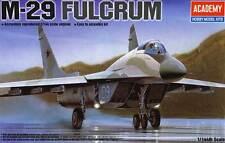 Academy - Mikoyan MIG-29 Fulcrum Russian Nummer 09 Modell-Bausatz 1:144 NEU kit