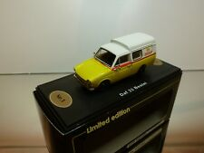 QSP MODEL DAF 33 BESTEL SHELL - YELLOW + WHITE 1:43 RARE - EXCELLENT IN BOX