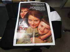One Sheet Movie Poster Little Man Tate 1991 Jodie Foster Dianne Wiest