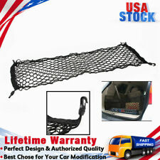 Car Truck Pickup Accessories Rear Envelope Mesh Trunk Cargo Net Holder Universal