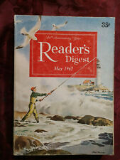 Readers Digest May 1962 Alcoholism AA Edward Teller Allen Brown Pearl S. Buck