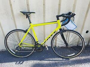Scott Speedster 50 L 56 cm size yellow and black.