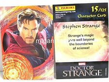 Doctor Strange Movie Trading Card - 1x #015 character Card-TCG