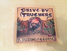 DRIVE-BY TRUCKERS - A BLESSING AND A CURSE limited digipak (CD ALBUM)