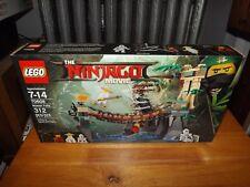 Lego, The Ninjago Movie, Master Falls, Kit #70608, 312 Pcs, New In Box 2017