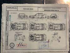 Limitierter ARTwork W201 190er Baby Benz Mercedes
