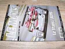 µµµ Revue Le Mans Racing n°5 Chenard & Walcker Masten Gregory  Courage Newman