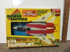 Power Movers F-14 Fighter Jet  1982 Kenner Vehicle