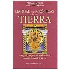 Manual de las cronicas de la tierra (Coleccion Cronicas de la Tierra) (Spanish