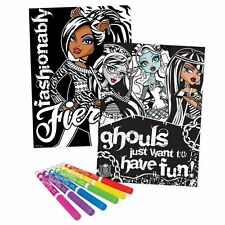 New Monster High Velvet Poster Collection