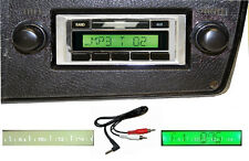 1973-1986 Chevy Truck Radio Free Aux Cable AM FM  Stereo 230 **