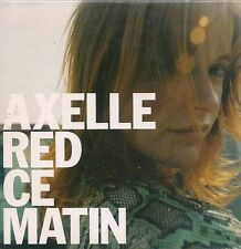 CD 2 TITRES--AXELLE RED--CE MATIN--1999