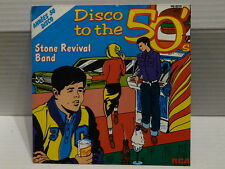 STONE REVIVAL BAND Disco to the 50's PB8215