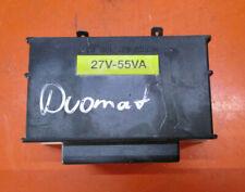 EWFE,Trafo,Transformator,Duomat 25,