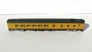 HO RIVAROSSI Union Pacific 4803 PASSENGER CAR w/ FULL Interior MW
