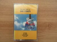 Dire Straits - The Very Best Of Dire Straits Korea Cassette Tape SEALED NEW RARE