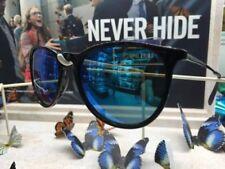 Occhiali da sole da uomo con lenti in blu specchio Ray-Ban