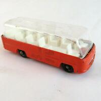 1960's Mercedes Coach Lesney #68 Matchbox VTG Toy Car - Missing Frame / Crack