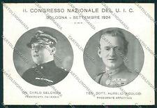 Bologna città Militari cartolina QQ9143