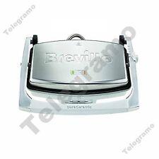 Breville VST071 DuraCeramic 3 Slice Sandwich Press Paninis Maker Brand New