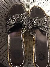 27a5435e3c37 Yellow Box Slip On Sandals   Flip Flops for Women US Size 8