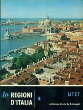 VENETO  ELIO MIGLIORINI UTET 1962 LE REGIONI D'ITALIA
