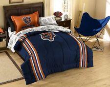 NFL Chicago Bears Full Comforter 7pc Set