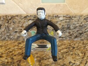 Vintage Ideal 1978 Scare Cycle FRANKENCYCLE Frankenstein figure ONLY - RARE HTF