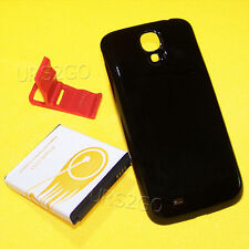 8300mAh Extended Battery+ Black Cover for Samsung Galaxy S4 I9500 L720 M919 R970