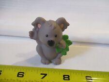 Fisher Price Little People Koala Bear Leaf Zoo circus petting Safari toy part