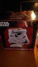 Stormtrooper Cookie Jar De exposición apollado solo la base ver fotos del objeto