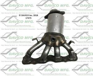 Davico Mfg 17475 Catalytic Converter For 14-16 Outlander Outlander Sport